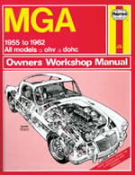MGA Owners Workshop Manual