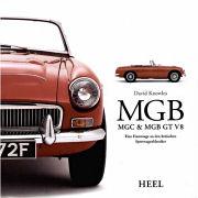 MGB: MGC & MGB GT V8